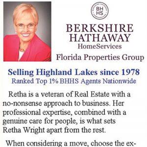 Retha Wright Realtor