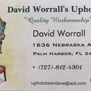 David Worrall's Upholstery